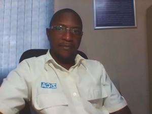 Mr Mutinita B. Muhimba